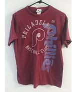 Philadelphia Phillies MLB Baseball Club Majestic Retro Collection Shirt ... - $13.85