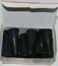 Miller Mfg Little Giant Item 92 Soft Rubber Lamb Nipples Black Package 12 image 3