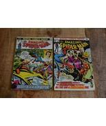 Amazing Spider-Man #117 118 Disruptor Smasher death (Marvel, 1973) Lot of 2 - $29.02