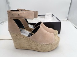 Dolce Vita Women's Straw Wedge Sandal size 10 M - $38.00