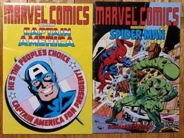 Marvel Comics Presents Mini-Comics Spider-Man Captain America Infinity War - $8.05