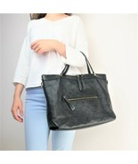 Louis Vuitton Monogram Empreinte Leather Noir Bastille MM Bag - $1,299.00