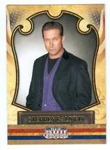 Stephen Baldwin trading card (The Usual Suspects) 2011 Panini Americana #35 - $3.00