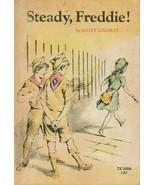 Steady Freddie by Scott Corbett 1971 Scholastic Paperback TX2006 Girl Sc... - $5.93