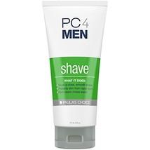 Paula's Choice PC4MEN Unscented Shaving Cream, 6 Ounce Bottle, Fragrance Free image 1
