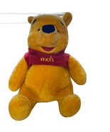 Disney Winnie the Pooh 20 Inch Stuffed Bear Plush Toy by Mattel EUC - $22.87