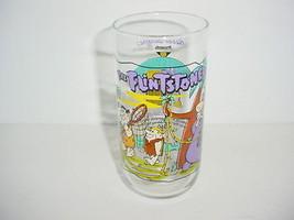 Flintstones Hardees Hanna Barbara Collector Series Drinking Glass - $19.70