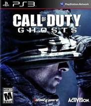 CALL OF DUTY:GHOSTS  - PlayStation 3 - (Brand New) - $24.15