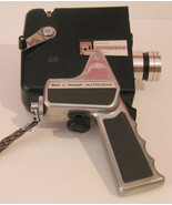 Vintage Bell & Howell Auto-load Animation Zoom Reflex Movie Camera BL 38... - $49.99