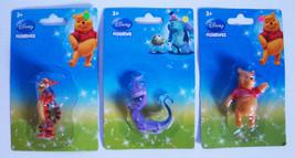 Disney Figurines ~ NEW ~ Lot of 3 ~ Tigger, Winnie The Pooh & Randal - $4.61