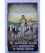 PEOPLE OF THE THUNDER Native North Americans Series Kathleen O'Neal/Mich... - $5.00