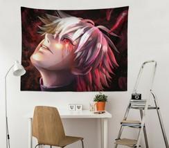 3D Tokyo Ghoul P81 Anime Tapestry Hanging Cloth Hang Wallpaper Mural Pho... - $10.55+