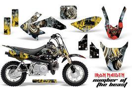 Dirt Bike Pegatina Gráfico Kit Mx Envolvente para Honda CRF50 2014-2018 ... - $88.97