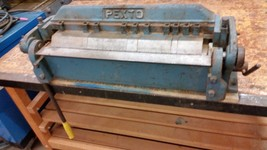 PEXTO PX-24 BOX AND PAN FINGER BRAKE - $2,079.00
