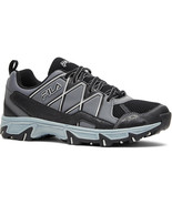 Fila Men's At Peake 22 Trail Low Cut Hiking Shoes in Sizes 6.5 to 15  - $49.99