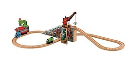 Fisher-Price Thomas & Friends Wooden Railway, Merrick and The Rock Crusher - $159.24