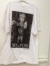 GAME OF THRONES White MENS XL HOT TOPIC LICENSED SHORT SLEEVE NWT - $12.95