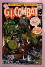G.I. COMBAT #142 1970- THE HAUNTED TANK-JOE KUBERT ART VG/FN - $25.22