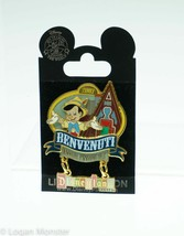 Disney Disneyland Annual Passholder Benvenuti Pinocchio 2007 Pin - $31.68