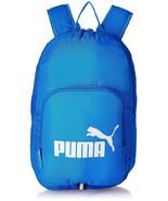 Puma 21 Ltrs Lapis Blue Laptop Backpack (7358926) - $53.99