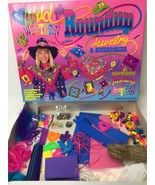 Vintage Lisa Frank Western Roundup Jewelry & Accessories Kit Fantastic F... - $58.18