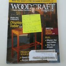 Woodcraft Magazine Aug/Sept 2014 Volume 10 No. 60 - $11.51