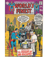 World's Finest Comic Book #192, DC Comics 1970 VERY FINE - $21.20