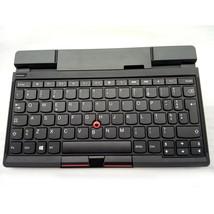Lenovo ThinkPad Tablet 2 Bluetooth Keyboard w Stand USB FRU 04Y1495 EBK-... - $23.00