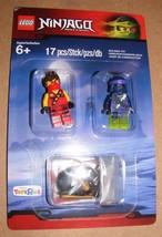 2015 LEGO Ninjago Minifigure Battle Pack Kai & Moro (5003085) NEW - $17.00