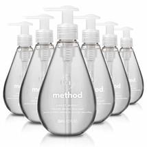 Method Gel Hand Soap, Sweet Water, 12 Ounce Pack 6 - $16.91
