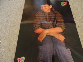 Jonathan Taylor Thomas Chris O'donnell teen magazine poster clipping adorable Bo