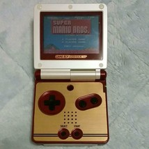 Nintendo Game Boy Advance SP NES Color Video Game From Japan Official Im... - $445.49
