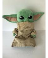 "Star Wars Baby Yoda plush Pillow Stuffed Animal 12"" - $14.49"