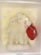 Snowbabies Selfie Shoppers Macy's Figurine #4056883 Department 56 - $22.72