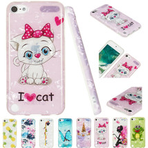 For iPod Touch 5th/6th 7th Gen HARD BACK HARD SILICON CASE COVER - $46.24