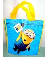 Minion Dave Reusable Shopping Bag Grocery Tote Despicable Me Minions NEW... - $37,66 MXN