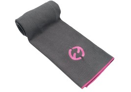 Yogi Basics Microfiber Anti Slip Hot Yoga Towel **PINK** - $299,99 MXN