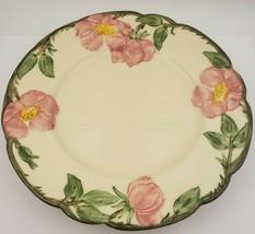 """4 Franciscan Desert Rose 7 7/8"""" Dessert Plates  - $16.00"""