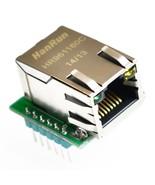 5PCS/LOT USR-ES1 W5500 Chip New SPI to LAN/ Ethernet Converter TCP/IP Mod - $50.70