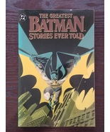 The Greatest Batman Stories Ever Told Vol 2 Softcover Graphic Novel - $7.00