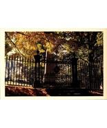 POSTCARD-THOMAS JEFFERSON'S TOMBSTONE IN FAMILY CEMETERY, MONTICELLO, VA... - $2.45