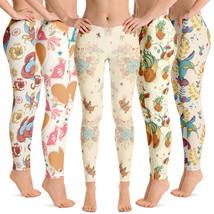 Cute Bird Leggings Collection - Best Novelty Gift for Her - Women's Leggings - $49.95
