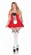 NEW Delicious Ravishing Reds Costume, Red, X-Small - $22.85