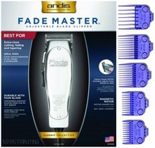 Andis Professional Fade Master Hair Clipper with Adjustable Fade Blade w... - $158.39