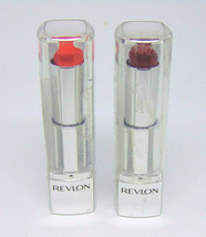 Lot of 2 REVLON ULTRA HD Lipstick No.855 & 890 0.1oz/3g - $9.11
