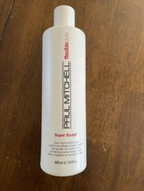 Paul Mitchell Flexible Style Super Sculpt Quick Drying Styling Glaze 16.9oz - $18.80