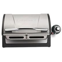 Cuisinart Grillster 8,000 BTU Portable Gas Grill - £67.07 GBP