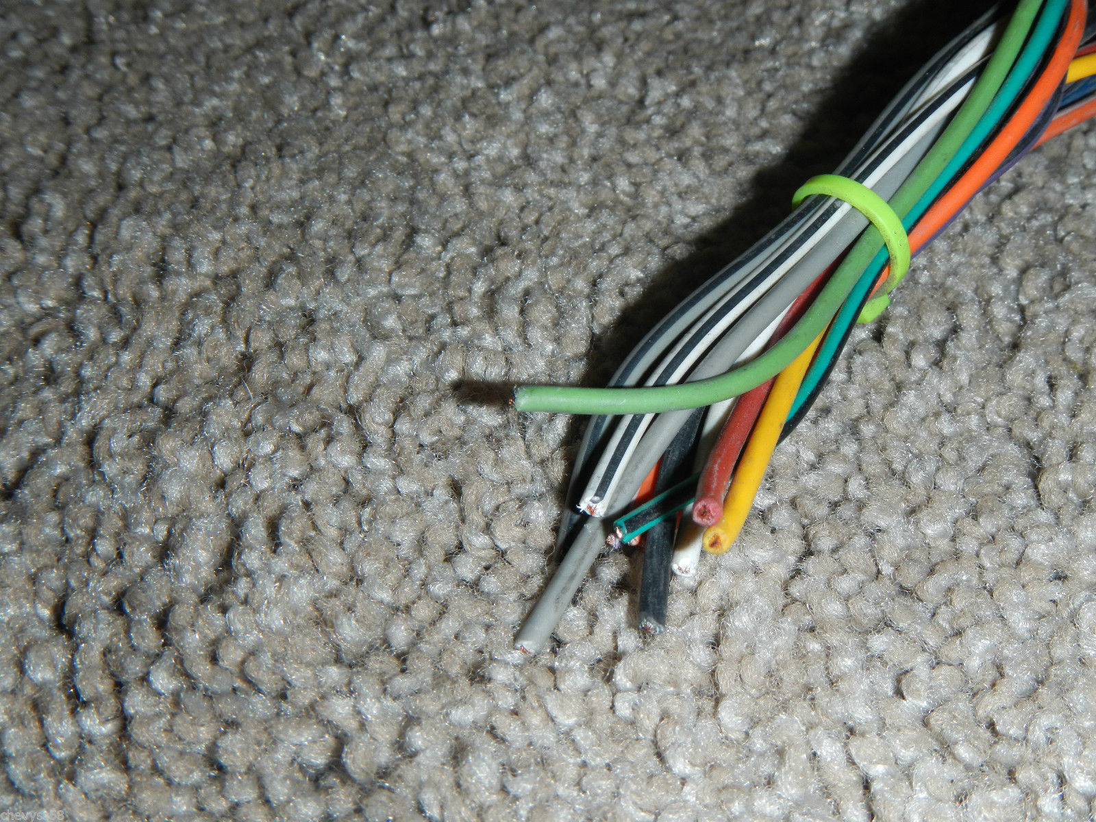 Radio Wire Harness Wiring Plug 1987 87 And 12 Similar Items Toyota Tercel Sr5 4wd Wagon