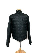 Canada Goose Men's Lodge Slim Fit Packable 750 Down Jacket Coat Black Small - $395.59
