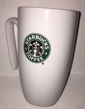 Starbucks White Mermaid Open-Handle Mug - 2007 - 9oz/268ml - $11.65